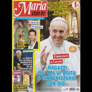 Maria Con Te - n. 13 - 31 marzo 2019 - settimanale