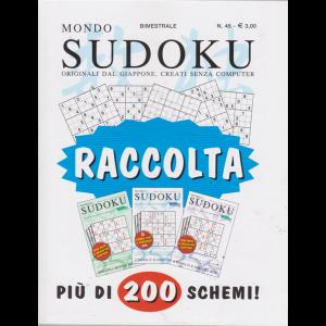 Raccolta mondo sudoku - n. 45 - bimestrale - 29/3/2019 -