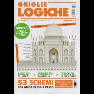 Griglie Logiche - n. 6 - bimestrale - aprile-  maggio 2020 -
