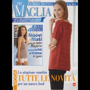 Piu' Maglia Extra - n. 12 - bimestrale - aprile - maggio 2020 -