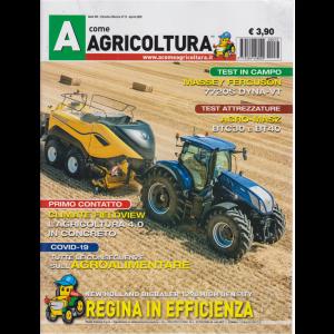 A come Agricoltura - n. 73 - mensile - aprile 2020
