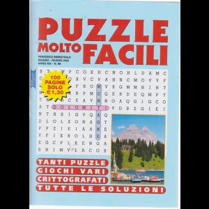 Puzzle molto facili - n. 96 - bimestrale - maggio - giugno 2020 - 100 pagine