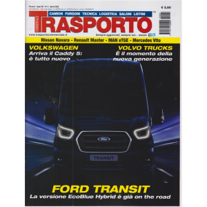 Trasporto Commerciale - n. 4 - aprile 2020 - mensile