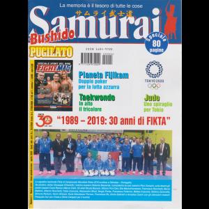 Samurai bushido - pugilato - n. 4 - aprile 2020 - nuova serie speciale 80 pagine
