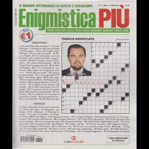 Enigmistica Piu' - n. 15 - 14 aprile 2020 - settimanale