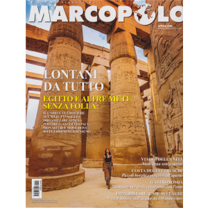 Marco Polo -n. 3 - aprile 2020 - mensile