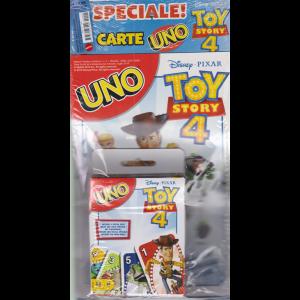 Mattel Fantasy - n. 1 - bimestrale - aprile 2020 + carte Uno Toy story 4 -