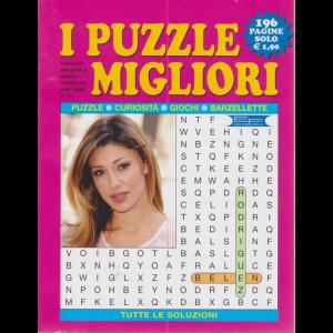 I puzzle migliori - n. 175 - bimestrale - maggio - giugno 2020  - 196 pagine