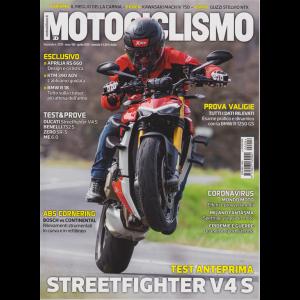Motociclismo - n. 4 - aprile 2020 - mensile