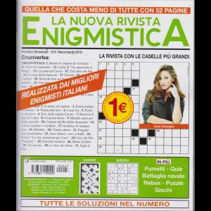 La Nuova Rivista Enigmistica - n. 27 - bimestrale - marzo - aprile 2019 -