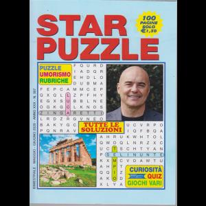 Star Puzzle - n. 307 - bimestrale - maggio - giugno 2020 - 100 pagine