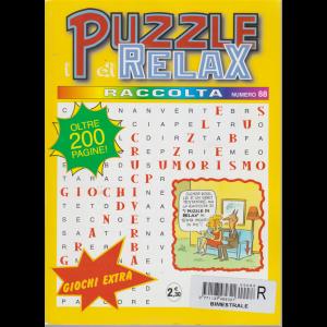 Raccolta i puzzle di relax - n. 88 - bimestrale - ottobre - dicembre 2017 - oltre 200 pagine!