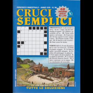 Cruci Semplici - n. 96 - bimestrale - maggio - giugno 2020 - 68 pagine