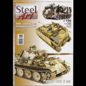 Steel Art - n. 196 - mensile - aprile 2020