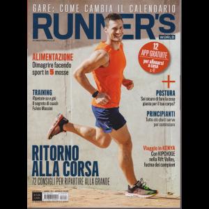 Runner's World - n. 4 - mensile - aprile 2020
