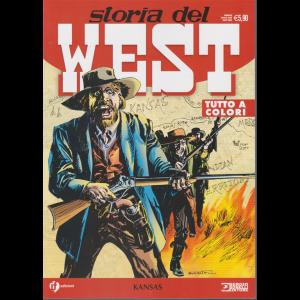 Storia del West - Kansas - n. 13 - aprile 2020 - mensile