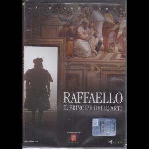 I Dvd Di Sorrisi6 -n. 7 - Raffaello il principe delle arti - prima uscita - 7 aprile 2020 - settimanale