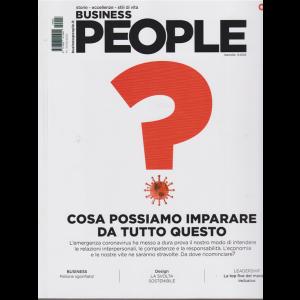 Business People - n. 4 - 31/3/2020 - mensile