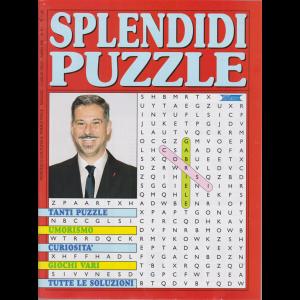 Splendidi puzzle - n. 81 - trimestrale - maggio - luglio 2020