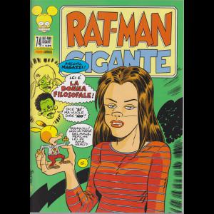 Rat-man gigante - n. 74 - mensile - 9 aprile 2020 -