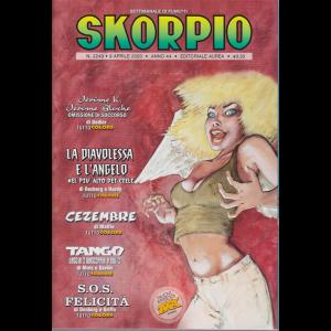 Skorpio -n. 2249 - 9 aprile 2020 - settimanale di fumetti