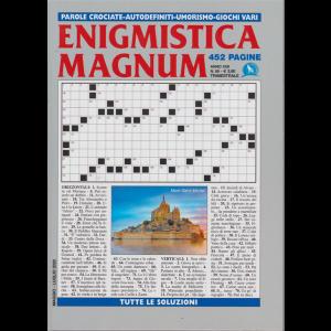 Enigmistica Magnum - n. 89 - trimestrale - maggio - luglio 2020 -
