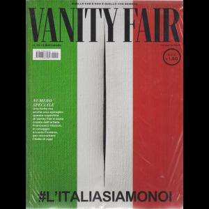 Vanity Fair - + Traveller Condè Nast - n. 14/15 - settimanale - 15 aprile 2020  - 2 riviste