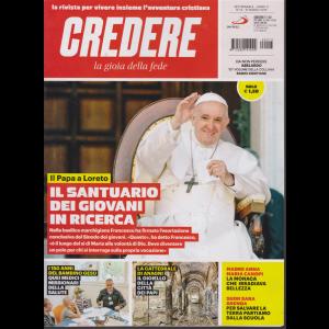Credere - La Gioia Della Fede - n. 13 - 31 marzo 2019 - settimanale -
