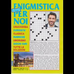 Enigmistica per noi - n. 101 - trimestrale - maggio - luglio 2020