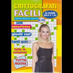 Crittografati Facili - n. 103 - bimestrale - marzo - aprile 2020 - 68 pagine