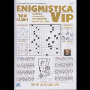 Enigmistica vip - n. 383 - mensile - maggio 2020 - 100 pagine