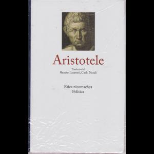 I grandi filosofi - Aristotele - Etica nicomachea - Politica - n. 24 - settimanale - 3/4/2020 - copertina rigida