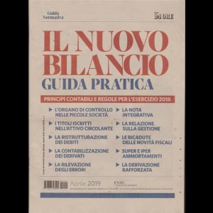 Il nuovo bilancio - Guida pratica - n. 2 - aprile 2019 - mensile