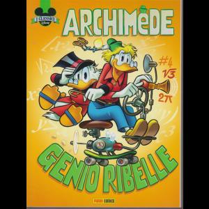 I classici Disney - Archimede - n. 6 - Genio ribelle - bimestrale - 10 aprile 2020
