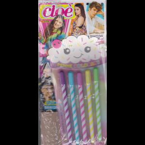 Cioe' - n. 7 - mensile - 10 aprile 2020 - + 5 penne colorate