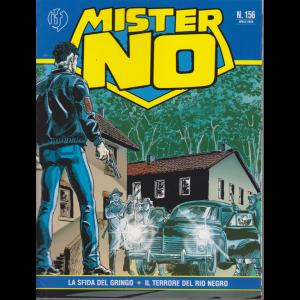 Mister No - n. 156 - aprile 2020 - mensile - La sfida del Gringo - Il terrore del Rio Negro
