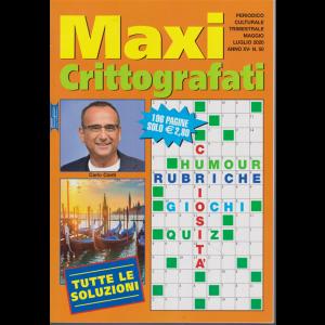 Maxi Crittografati - n. 50 - trimestrale - maggio - luglio 2020 - 196 pagine - Carlo Conti