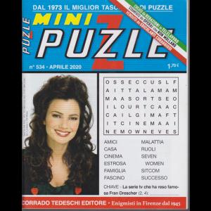 Minipuzzle - n. 534 - aprile 2020 - mensile