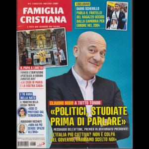 Famiglia Cristiana - n. 13 - 31 marzo 2019 - settimanale