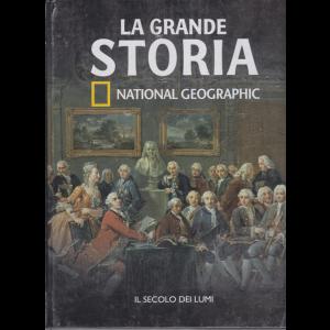 La Grande Storia - Il secolo dei lumi - n. 27 - settimanale - 3/4/2020 - copertina rigida