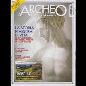 Archeo - n. 422 - mensile - aprile 2020