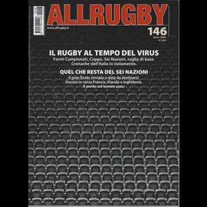 All Rugby - n. 146 - aprile 2020 - mensile