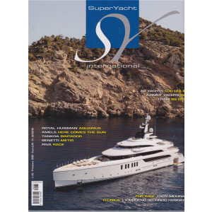 Superyacht International - n. 65 - primavera 2020 - 26/3/2020 -
