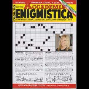 Accademia Enigmistica - n. 15 - bimestrale - 10/4/2020 - 100 pagine