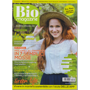 Bio Magazine - n. 66 - mensile - aprile 2020
