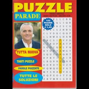 Puzzle Parade - n. 309 - bimestrale - maggio - giugno 2020 - 100 pagine - Giorgio Panariello