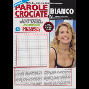 Speciale Parole Crociate in bianco - n. 27 - trimestrale - maggio - luglio 2020 - 196 pagine