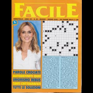 Facile - n. 89 - bimestrale - maggio - giugno 2020 - 100 pagine