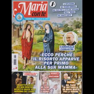 Maria con te - n. 15 - 12 aprile 2020 - settimanale