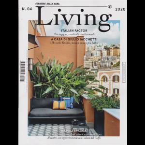 Living - n. 4 - aprile 2020 - mensile